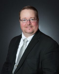 Steve Roosevelt, Funeral Director, Brewer & Sons Funeral Homes